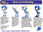 Redline- Notes on Cel Shading