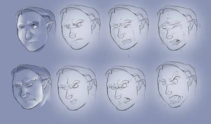Heinrich Expressions by ThirdPotato