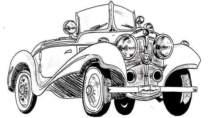 One Time I Drew I Car by ThirdPotato