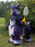 Ixi with Spear