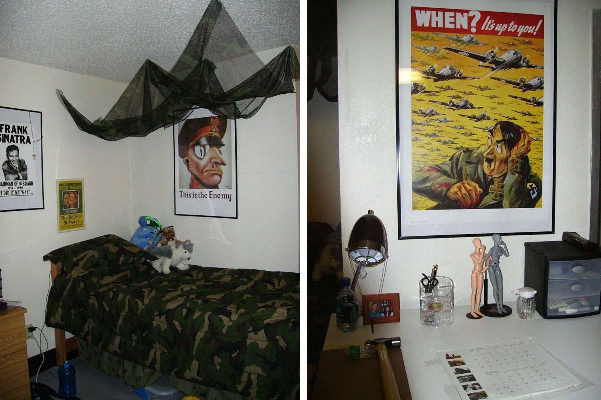 My Dorm Room SCAD by ThirdPotato on DeviantArt