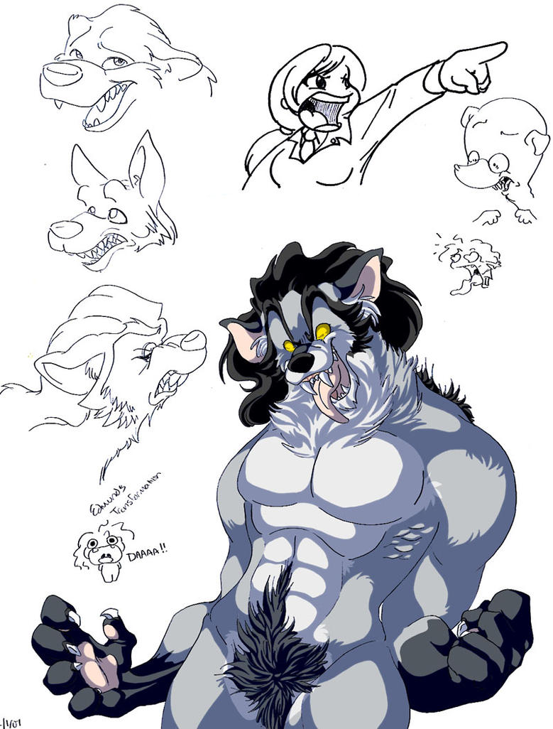 Edmund's Transformation by Fyuvix