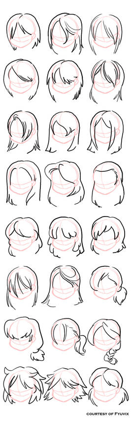 Hairstyles- Straight