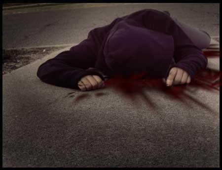 bleeding on the sidewalk lessons teach on the sidewalk bleeding publish glogster