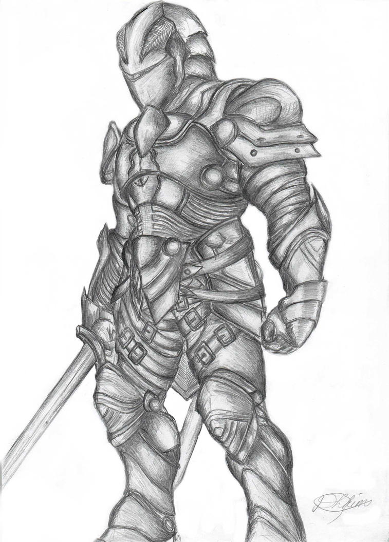Iron Guard by Oxide23
