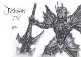 Jarvan 4 - League of Legends by Oxide23