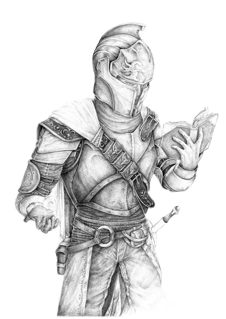 Mystic Knight (Faraam Knight) - WIP by Oxide23