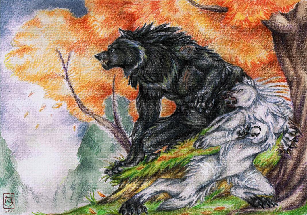 On the prowl by XKuonjiX