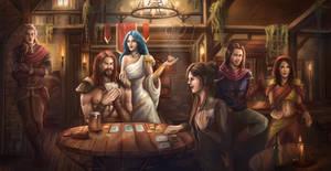 [Commission] Tavern Night
