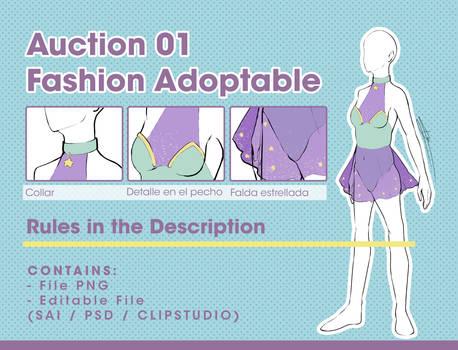 [CLOSE] Aution 01 OTA Fashion Adoption