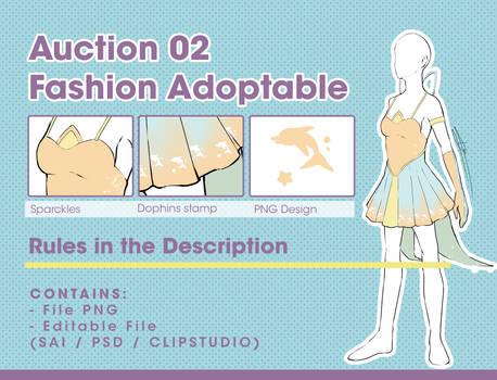 [OPEN] Aution 02 OTA Fashion Adoption