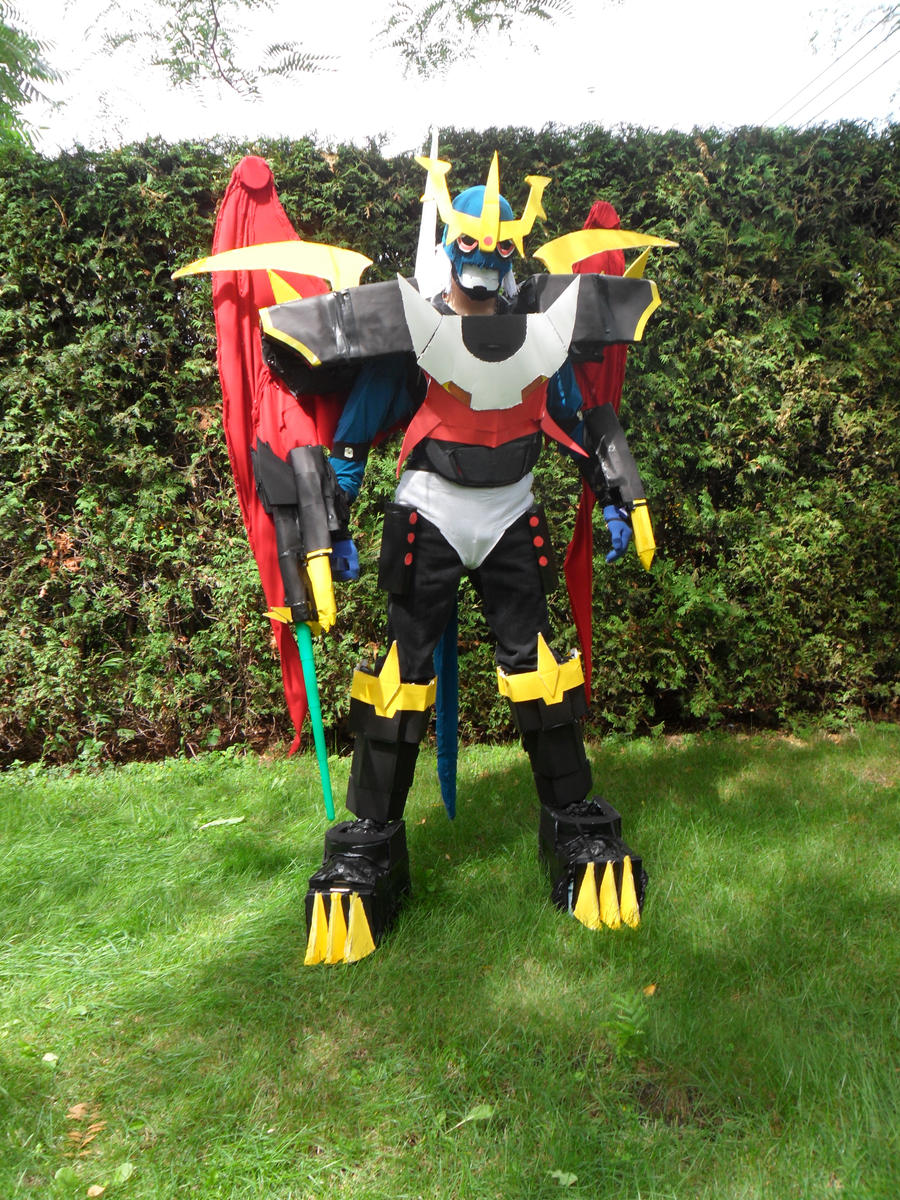 Imperialdramon Fighter Mode 2011 design by CSCPieces on ...