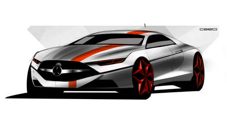 Mercedes by Cahanqir