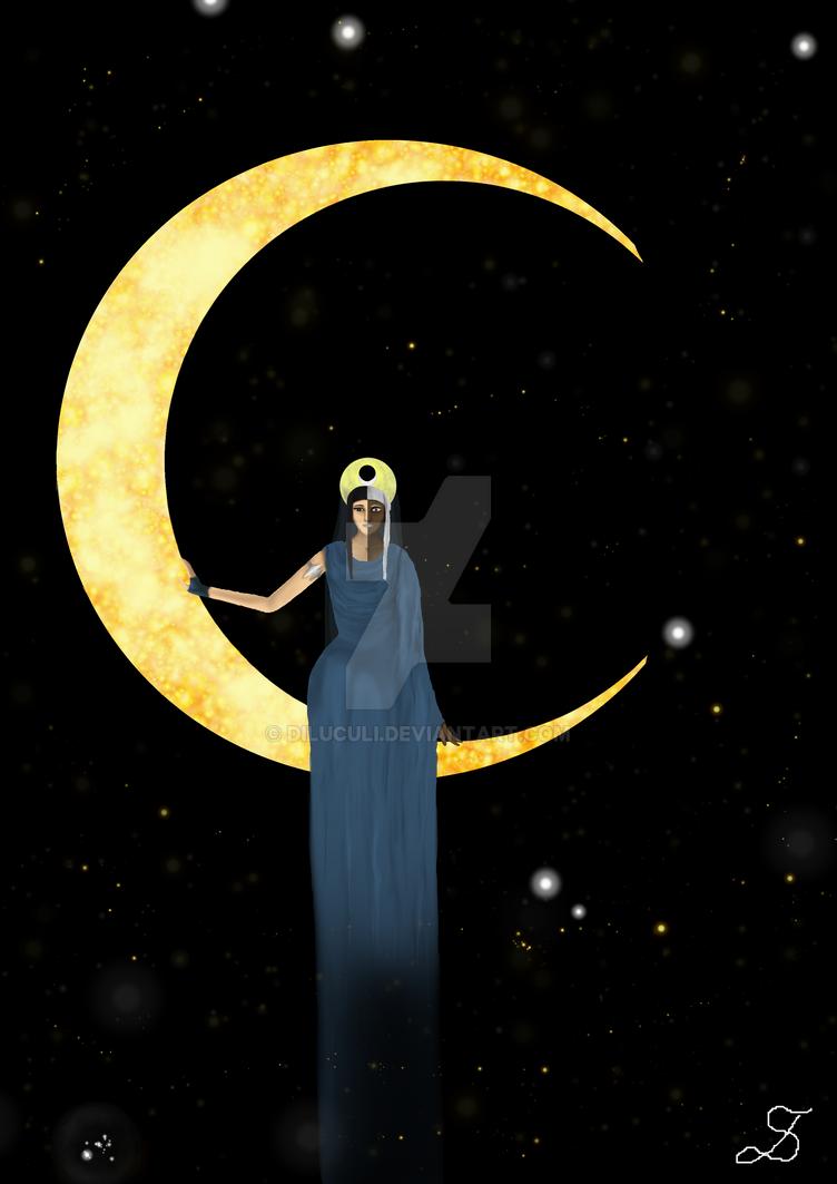 La Luna by Diluculi