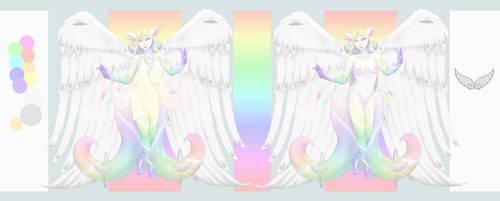 KTA: Angel Aura Quartz by Diluculi
