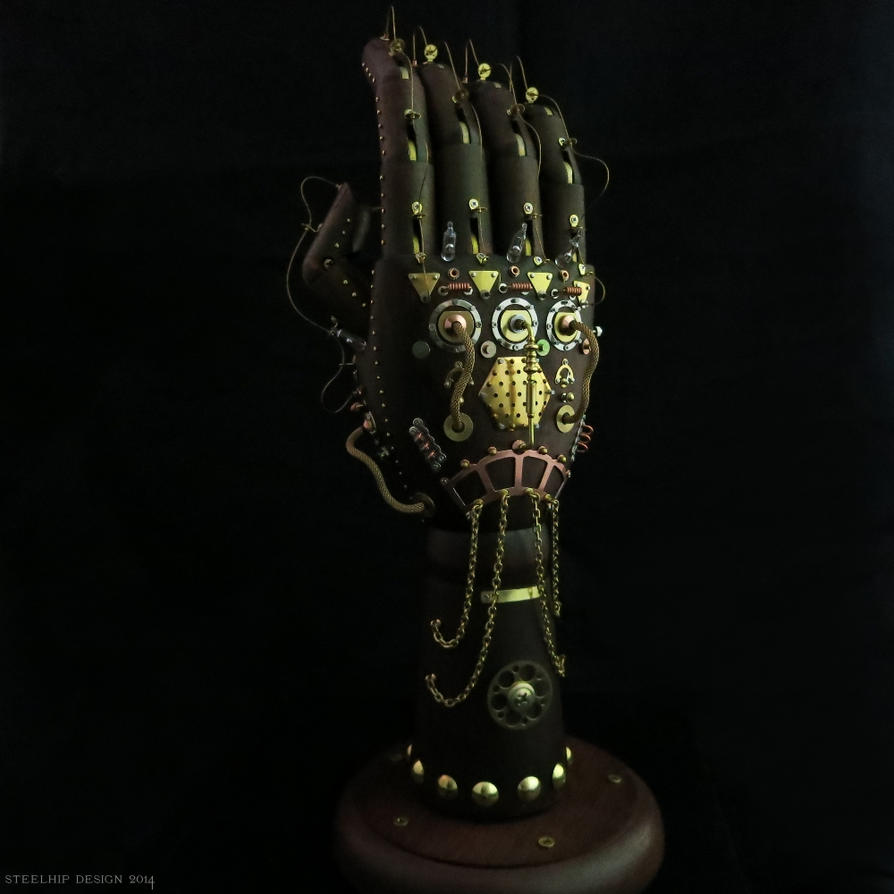 Thehand11 by steelhipdesign