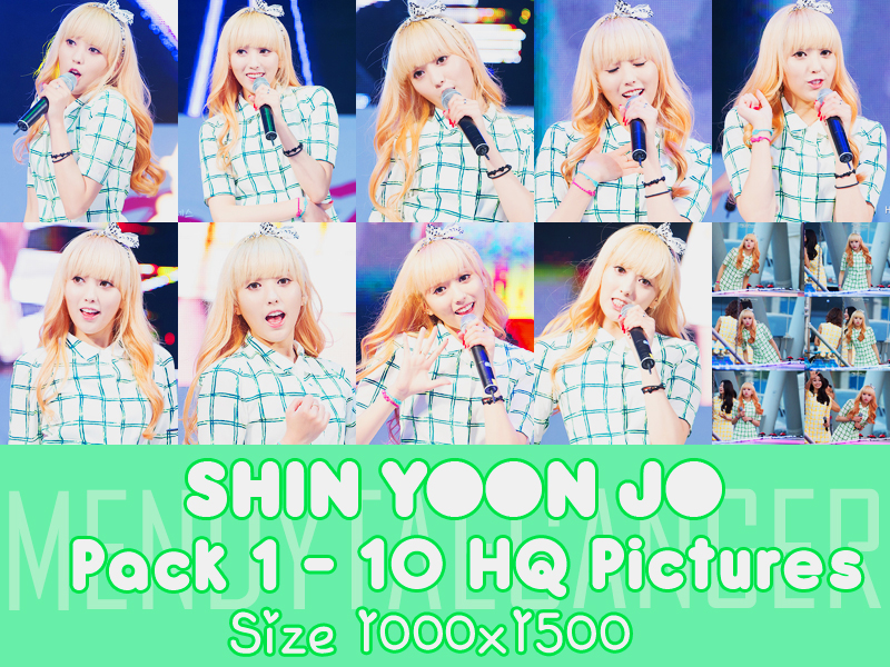 YoonJo_Pack1_(10Pics) by MendyTaegnager
