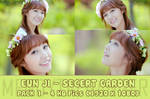 EunJi Secret Garden Pack#1_(4Pics)