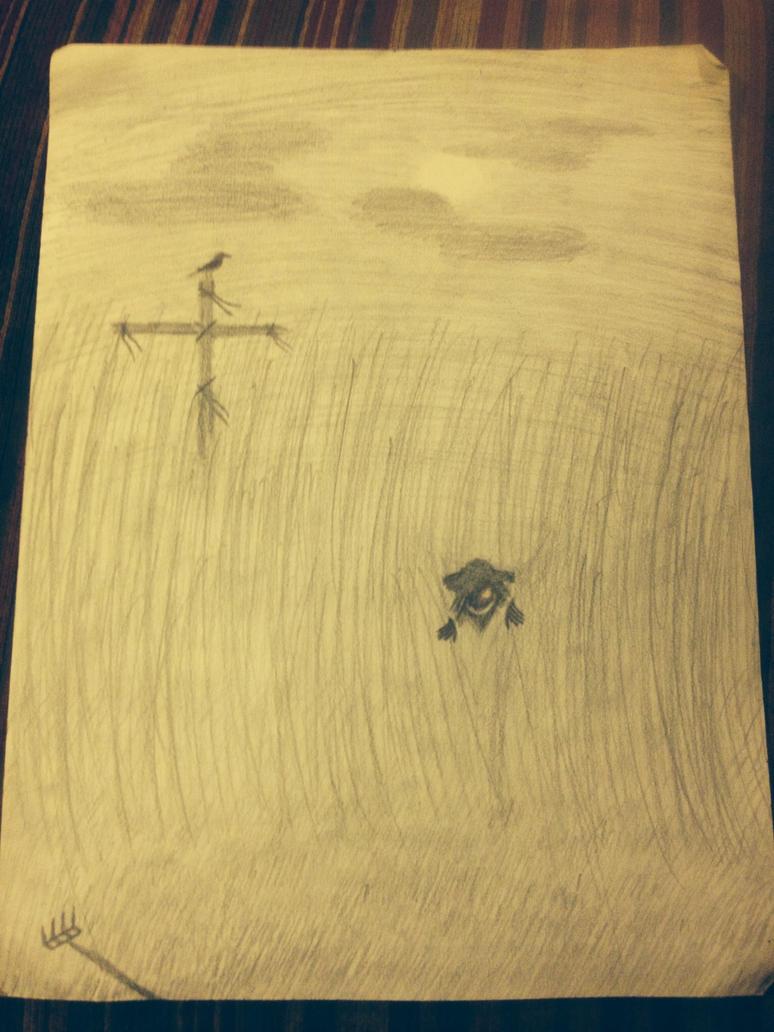 Scarecrow by Ichicora-Uzumaki