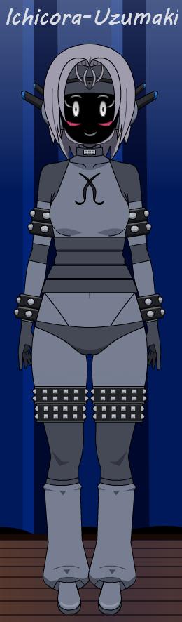 Kisekae Robot by Ichicora-Uzumaki