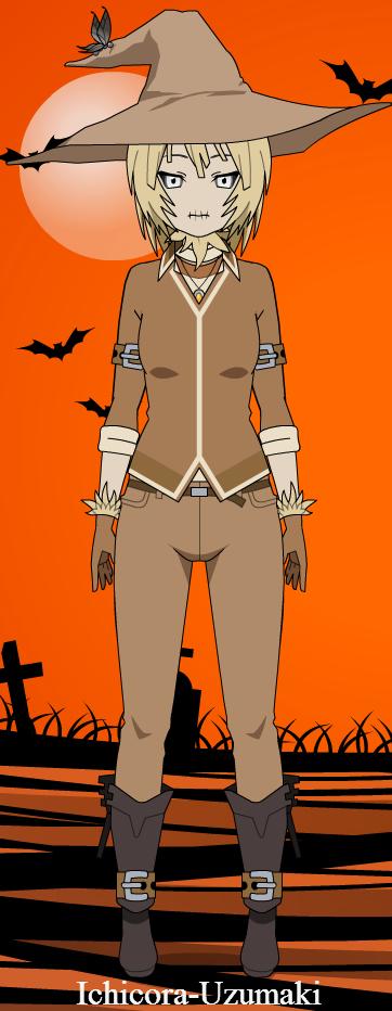 Kisekae Scarecrow by Ichicora-Uzumaki