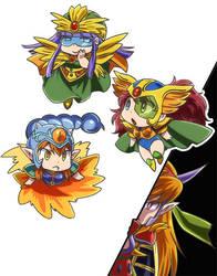 pange-girls2 by kisataro