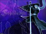 Sephiroth in DISSIDIA