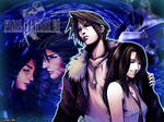 Squall and Rinoa Blue