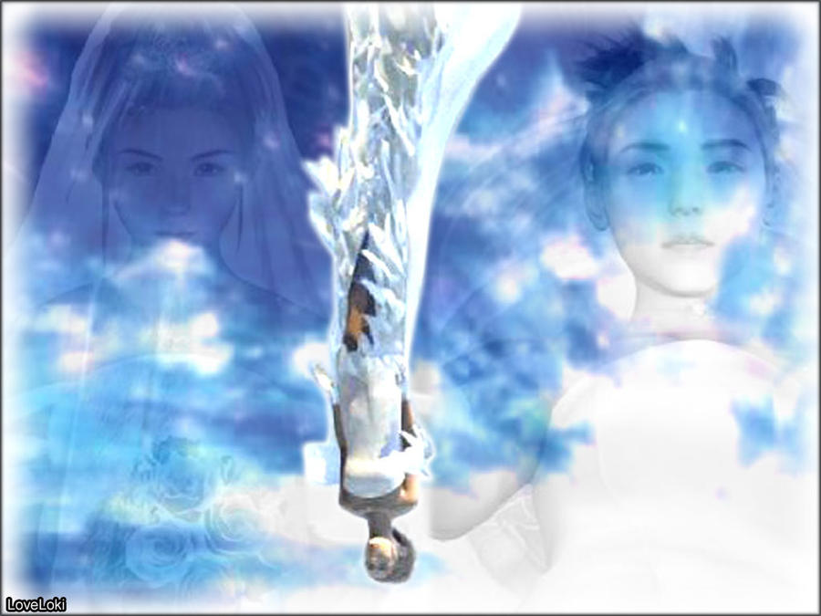 Yuna Falling Wedding By LoveLoki