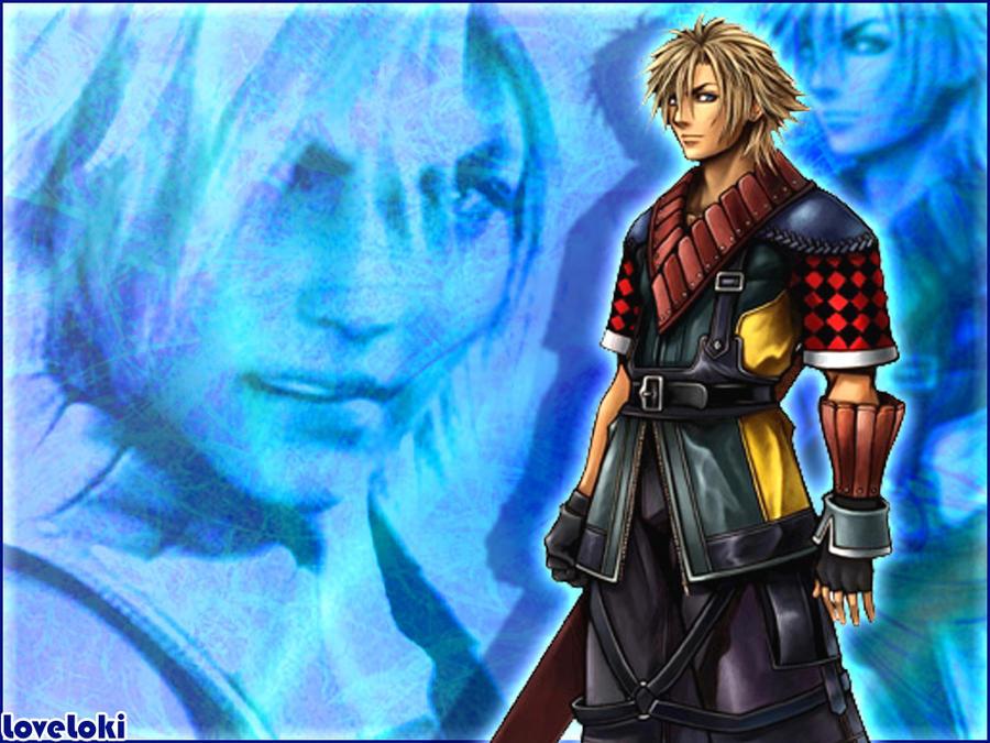 Final Fantasy Lenne And Shuyin Shuyin blues by LoveLo...