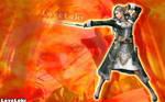 Jihll Nabaat on fire