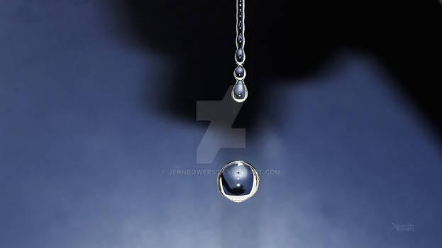 faucet drops