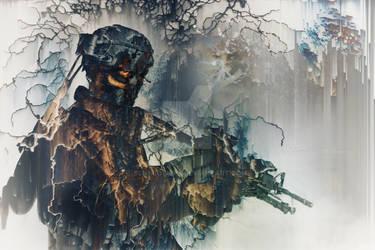Art of War: The Waldo Soldier