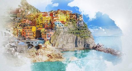 Colorful Island
