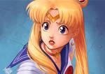Sailormoon Redraw Challenge