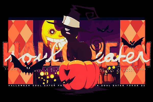 Header halloween soul eater by megu chi on deviantart - This is halloween soul eater ...