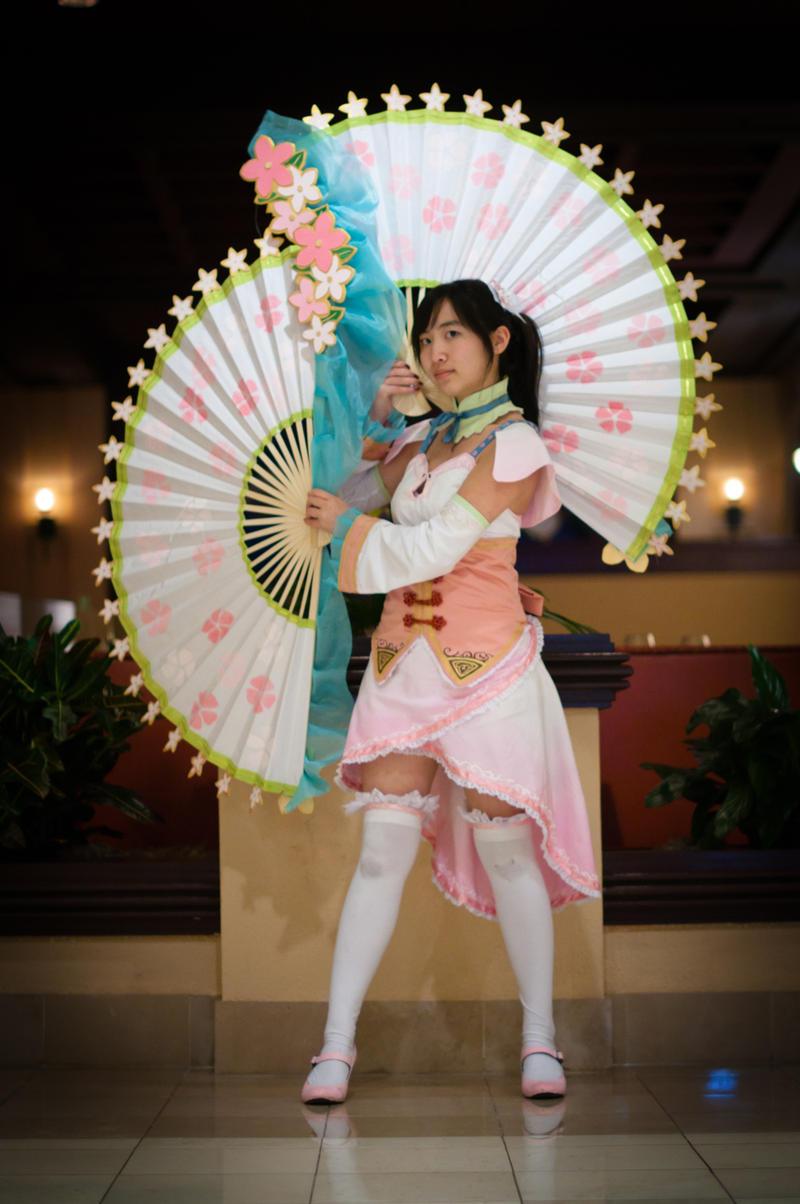 Xiao Qiao 1 by Kimikotan