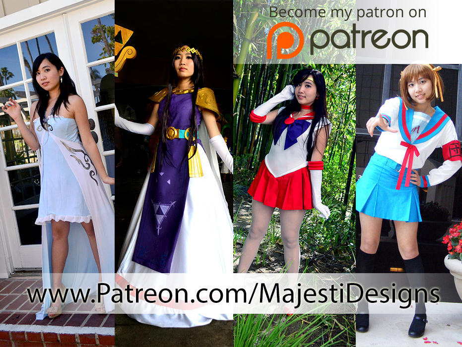 Support me on Patreon!