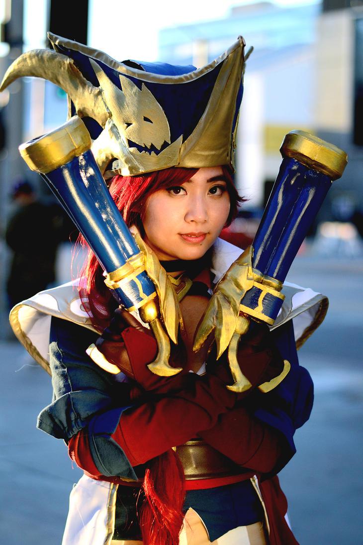 Hello Captain! :: MF Cosplay by Kimikotan