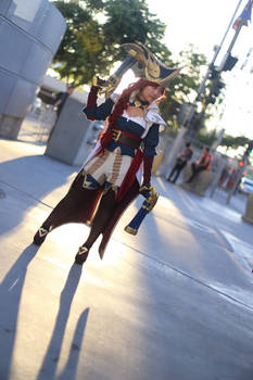Set Sail! :: Capt Miss Fortune Cosplay