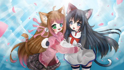 Michi and Amai Yuki