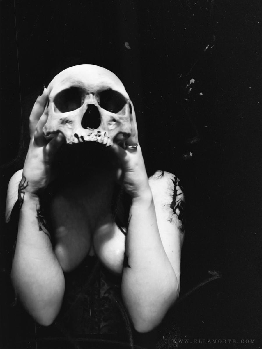Reaping Death by Ellamorte