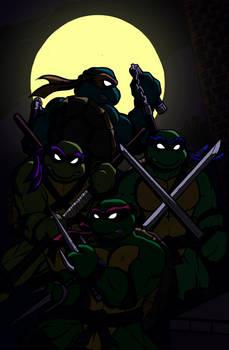 Twilight Turtles