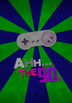 Ah... the 90's - Gaming