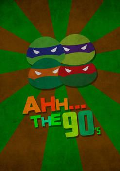 Ah... the 90's - Cartoons