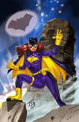 Batgirl by ts3