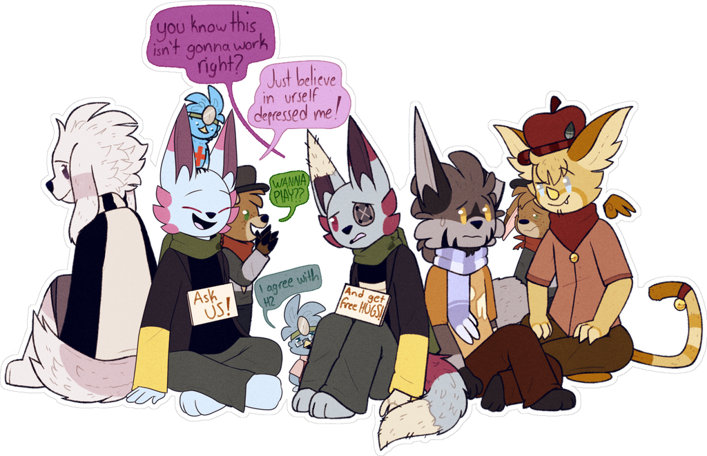 Ask Them Anything