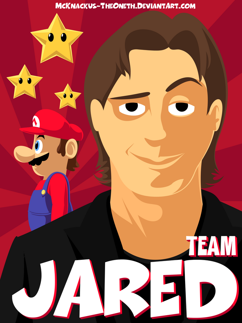 Team Jared by McKnackus