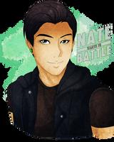 Natewantstobattle by Gerardwei