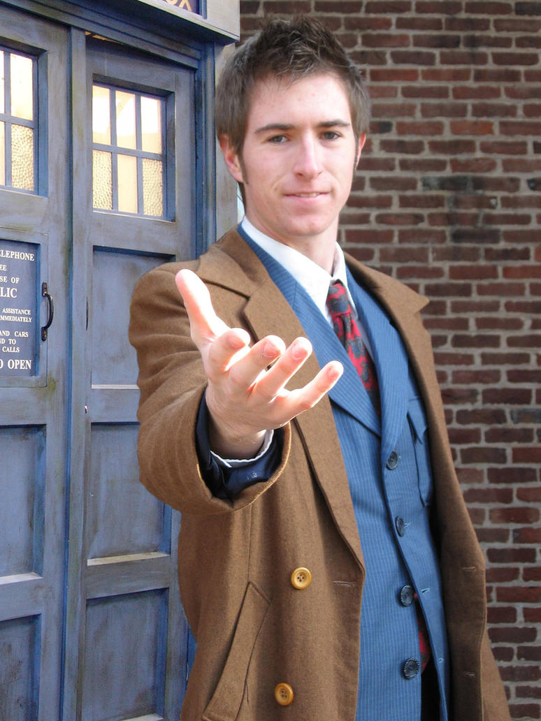 Come On In Entry Way Decor Inspiration: 10th Doctor By Eclectic-Interests On DeviantArt